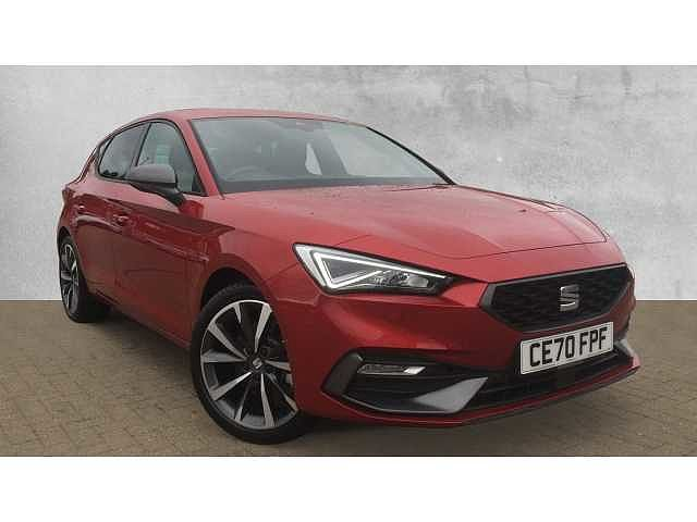 SEAT Leon Hatch 1.5 eTSI 150ps FR First Edition 5dr DSG