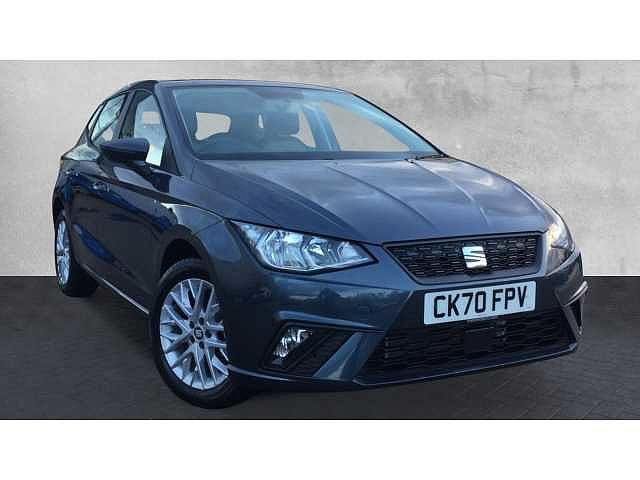 SEAT Ibiza Hatch SE Technology 1.0TSI Petrol 95PS Manual