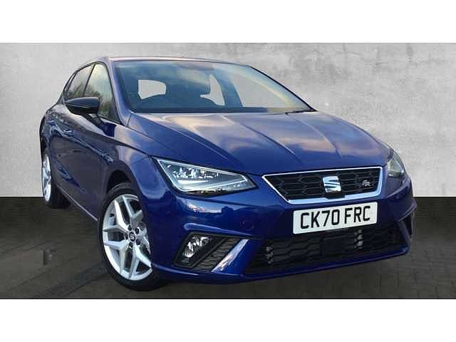 SEAT Ibiza Hatch FR 1.0 TSI Petrol 115PS Manual