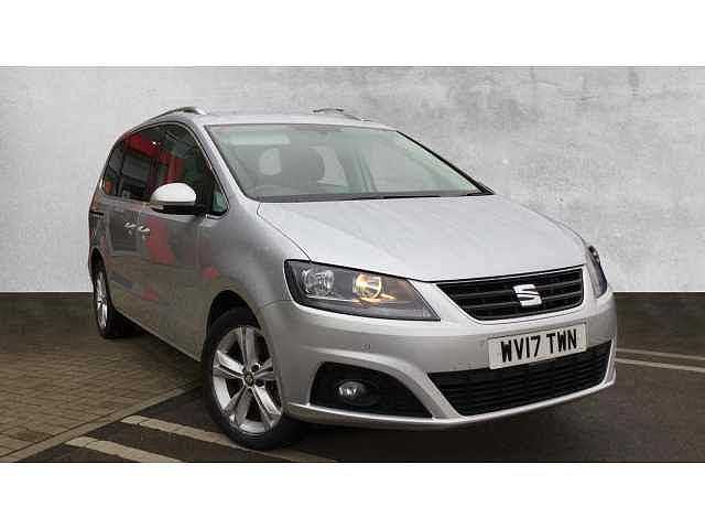 SEAT Alhambra 2.0 TDI SE Ecomotive (150PS) 5-Door MPV