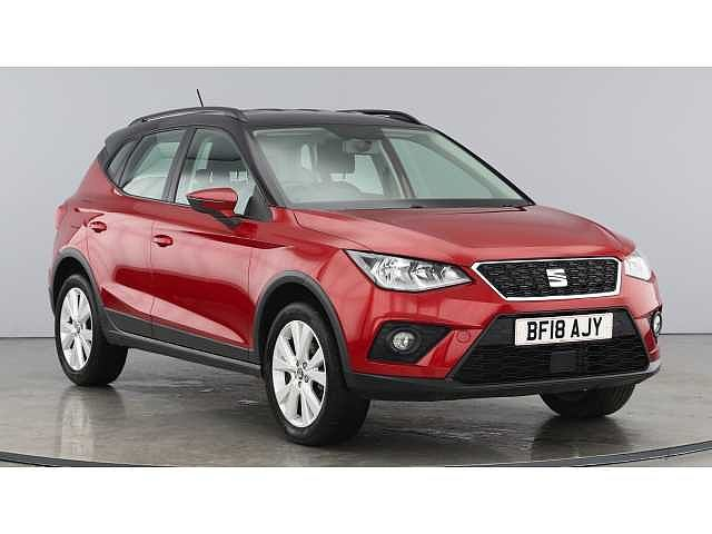 SEAT Arona 1.0 TSI (95ps) SE Technology SUV