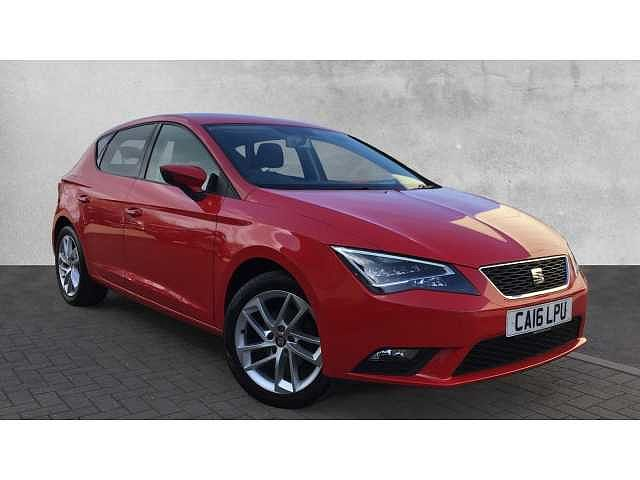 SEAT Leon SE Dynamic Technology 1.2TSI 110PS DSG