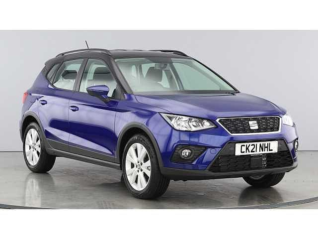 SEAT Arona SE Technology 1.0 TSI Petrol 95 5-speed manual