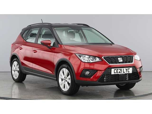SEAT Arona Arona SE Technology 1.0 TSI Petrol 110 7-speed DSG