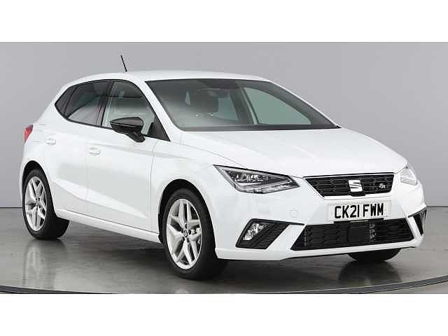 SEAT Ibiza Ibiza FR 1.0 TSI Petrol 95 5-speed manual